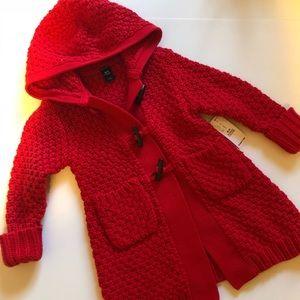 Child's sweater jacket